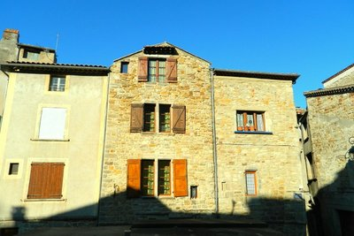 Maison à vendre à LES VANS  - 4 pièces - 55 m²