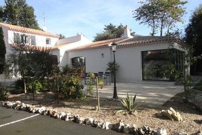 LA ROCHELLE- Maison à vendre - 11 pièces - 250 m²