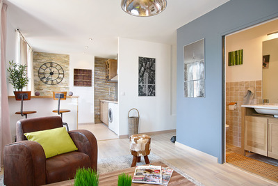 Appartement à vendre à CANNES  - Studio - 27 m²