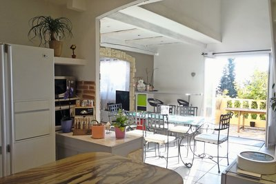 House for sale in GRASSE  - 5 rooms - 115 m²