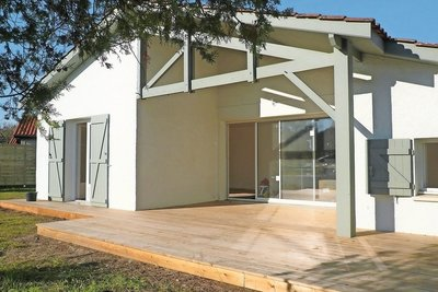 House for sale in LA TESTE-DE-BUCH  - 5 rooms - 95 m²