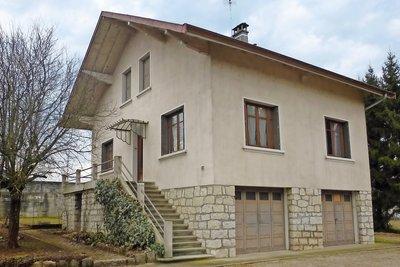 Maison à vendre à BELLEY  - 5 pièces - 100 m²