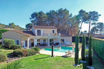 House for sale in MOUGINS  - 6 rooms - 217 m²