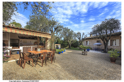 House for sale in VALBONNE  - 6 rooms - 230 m²