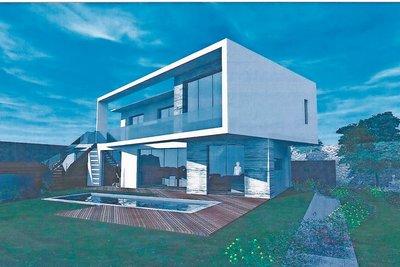 NICE- terrain à vendre  - 924 m²