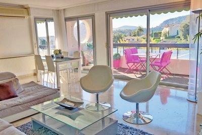 Apartment for sale in MANDELIEU-LA-NAPOULE  - 3 rooms - 114 m²