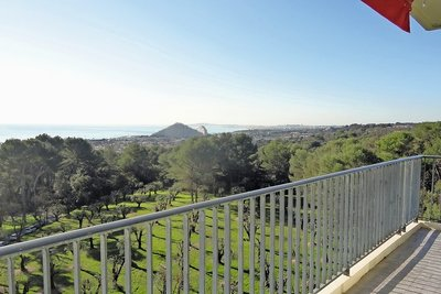 Apartment for sale in CAGNES-SUR-MER  - 5 rooms - 114 m²