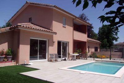 BOURG-DE-PÉAGE- Maison à vendre - 8 pièces - 198 m²