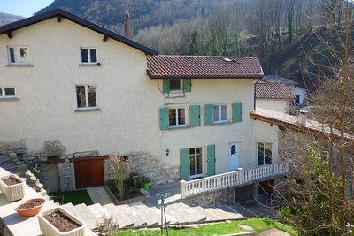 CERDON- Maison à vendre - 5 pièces - 120 m²
