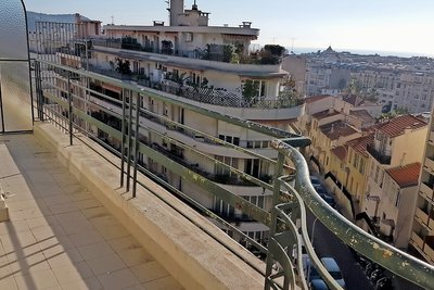 Apartment for sale in NICE  - 3 rooms - 72 m²
