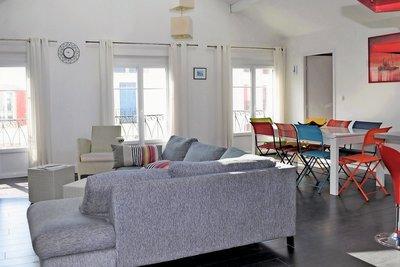 Apartment for sale in ST-JEAN-DE-LUZ  - 5 rooms - 140 m²