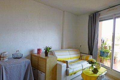 Appartement à vendre à SAUSSET-LES-PINS  - 2 pièces - 31 m²