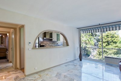 Apartment for sale in BEAULIEU-SUR-MER  - 2 rooms - 50 m²