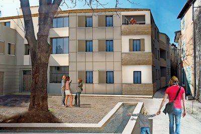 Appartement à vendre à ST-REMY-DE-PROVENCE  - 4 pièces - 113 m²