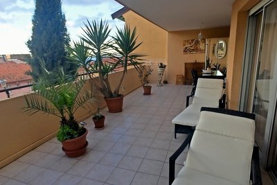 Apartment for sale in BEAUSOLEIL  - 3 rooms - 60 m²