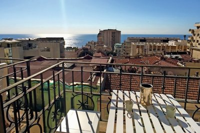 Apartment for sale in BEAUSOLEIL  - 3 rooms - 62 m²