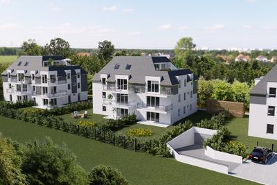 Appartement à vendre à STRASBOURG  - 5 pièces - 110 m²