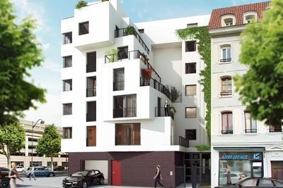 Appartement à vendre à STRASBOURG  - 3 pièces - 59 m²