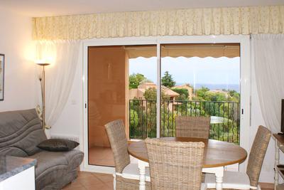 THÉOULE-SUR-MER- Appartement à vendre - 2 pièces - 40 m²