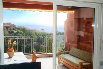 THÉOULE-SUR-MER- Appartement à vendre - 2 pièces - 56 m²