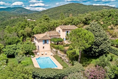 House for sale in GRIMAUD  - 7 rooms - 273 m²