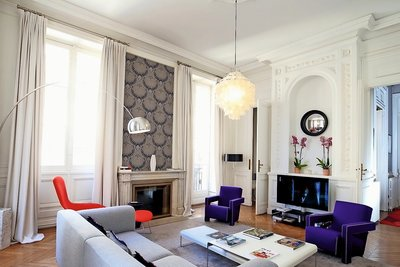 Apartment for sale in BORDEAUX  - 5 rooms - 149 m²