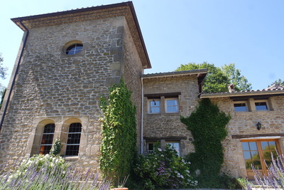 Maison à vendre à ST-DONAT-SUR-L'HERBASSE  - 7 pièces - 300 m²