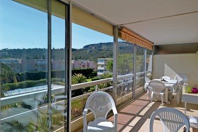 Apartment for sale in MANDELIEU-LA-NAPOULE  - 4 rooms - 103 m²