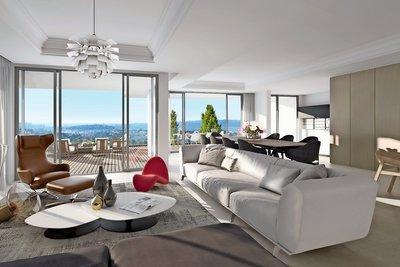 ST-PAUL-DE-VENCE- Appartement à vendre - 4 pièces - 129 m²