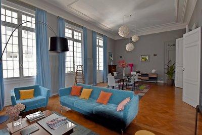 Appartement à vendre à BORDEAUX SAINT-SEURIN - FONDAUDEGE - 5 pièces - 184 m²