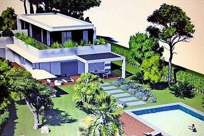 AIX-EN-PROVENCE- terrain à vendre  - 280 m²