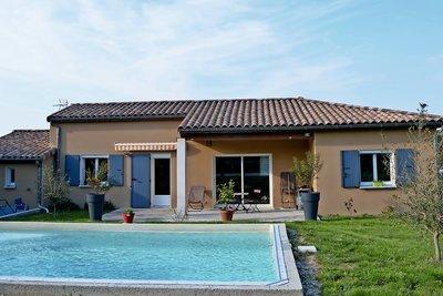 Maison à vendre à LA-BEGUDE-DE-MAZENC  - 4 pièces - 99 m²