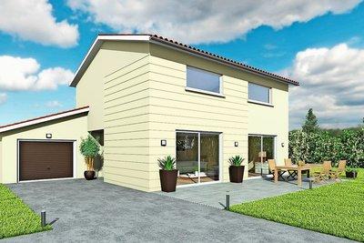 Maison à vendre à LENTILLY  - 5 pièces - 117 m²