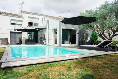LA ROCHELLE- Maison à vendre - 5 pièces - 170 m²