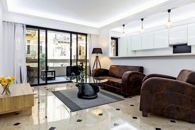 Apartment for sale in NICE RUE DE FRANCE - CARRE D'OR
