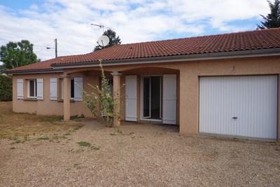 Maison à vendre à VILLEFRANCHE-SUR-SAONE  - 6 pièces - 100 m²