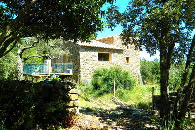 Maison à vendre à LES VANS  - 6 pièces - 121 m²