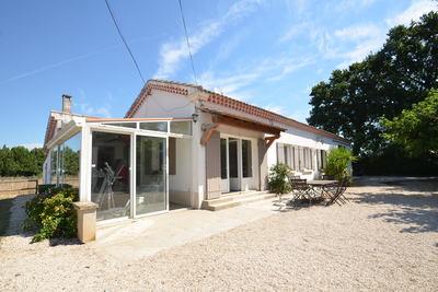 MOLLÈGÉS- Maison à vendre - 5 pièces - 170 m²