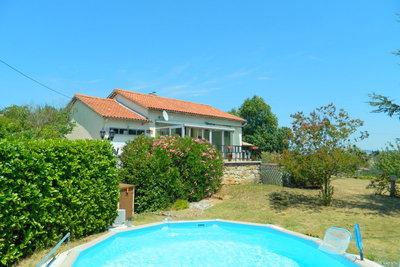 Maison à vendre à LES VANS  - 5 pièces - 80 m²