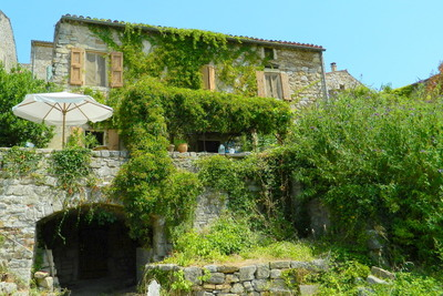 Maison à vendre à LES VANS  - 6 pièces - 90 m²