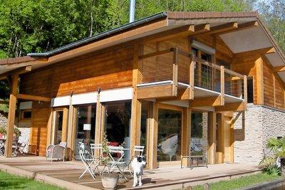 AMBÉRIEU-EN-BUGEY- Maison à vendre - 5 pièces - 140 m²