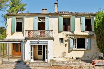 Maison à vendre à ST-ETIENNE-DU-GRES  - 9 pièces - 177 m²