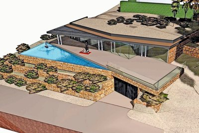 THÉOULE-SUR-MER- terrain à vendre  - 150 m²