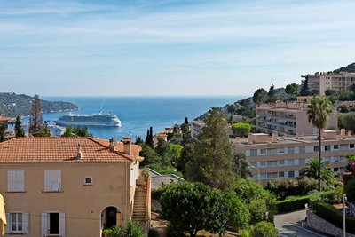 Apartment for sale in VILLEFRANCHE-SUR-MER  - 3 rooms - 57 m²