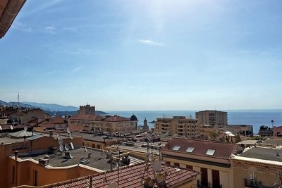 Apartment for sale in BEAUSOLEIL  - 2 rooms - 50 m²