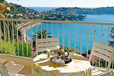 Apartment for sale in VILLEFRANCHE-SUR-MER  - 3 rooms - 62 m²