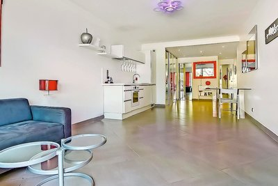 Apartment for sale in CAGNES-SUR-MER  - 2 rooms - 55 m²