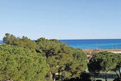 Apartment for sale in CAGNES-SUR-MER  - 2 rooms - 56 m²