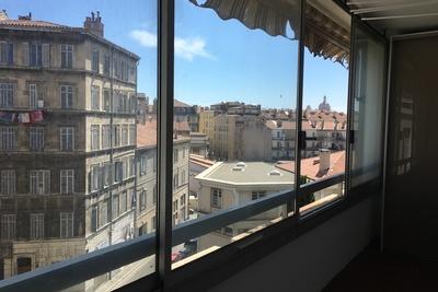 Appartement à vendre à MARSEILLE  2EME  - 2 pièces - 40 m²