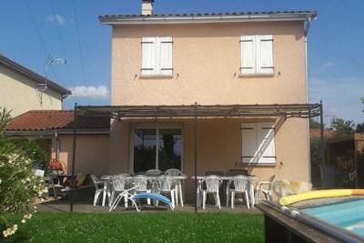 Maison à vendre à MONTMERLE-SUR-SAONE  - 4 pièces - 90 m²